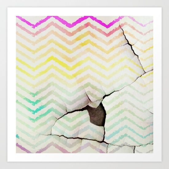 Cracked+Art+Print+by+Chanel16+-+$14.56