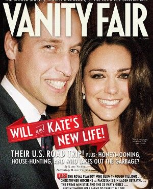 Will and Kate start new life.