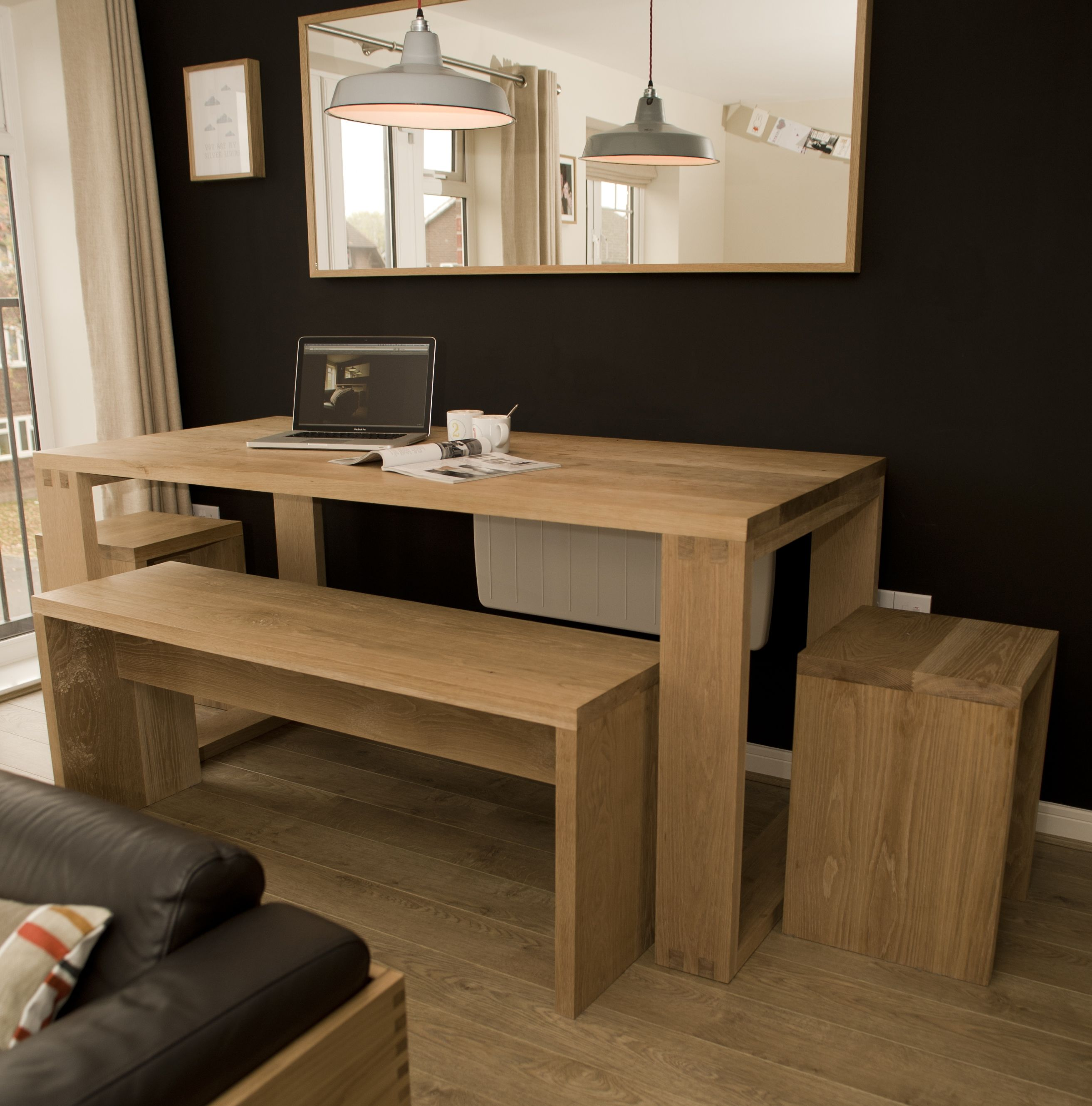 Image Result For Dining Table Against Wall Unique Dining Room Unique Dining Room Table Dining Table With Bench