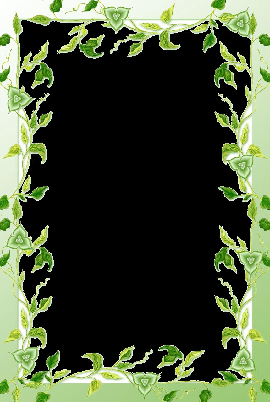 Leaf Border Images Google Search Floral Border Sign Art Borders And Frames