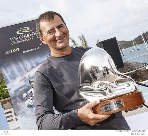Artemis Racing wins in Virgin Gorda as Team Nika clinches 2015 title