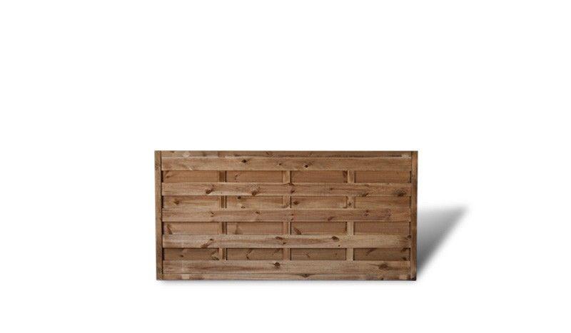 das zaunelement aus der lamellenzaun serie berlin zaun f r den garten ist aus der kiefer und. Black Bedroom Furniture Sets. Home Design Ideas