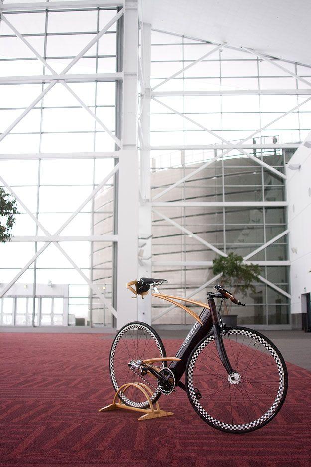 2013 Nahbs Day 3 Wooden Bicycle Bike Design Wood Bike