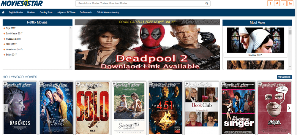 english movies download sites 2018