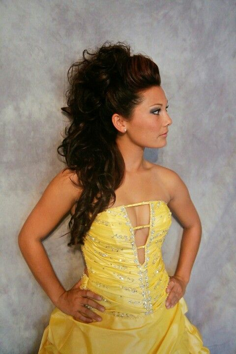 Mohawk upstyle photo by phojotagraphy hair by M Gentry Hair Designs