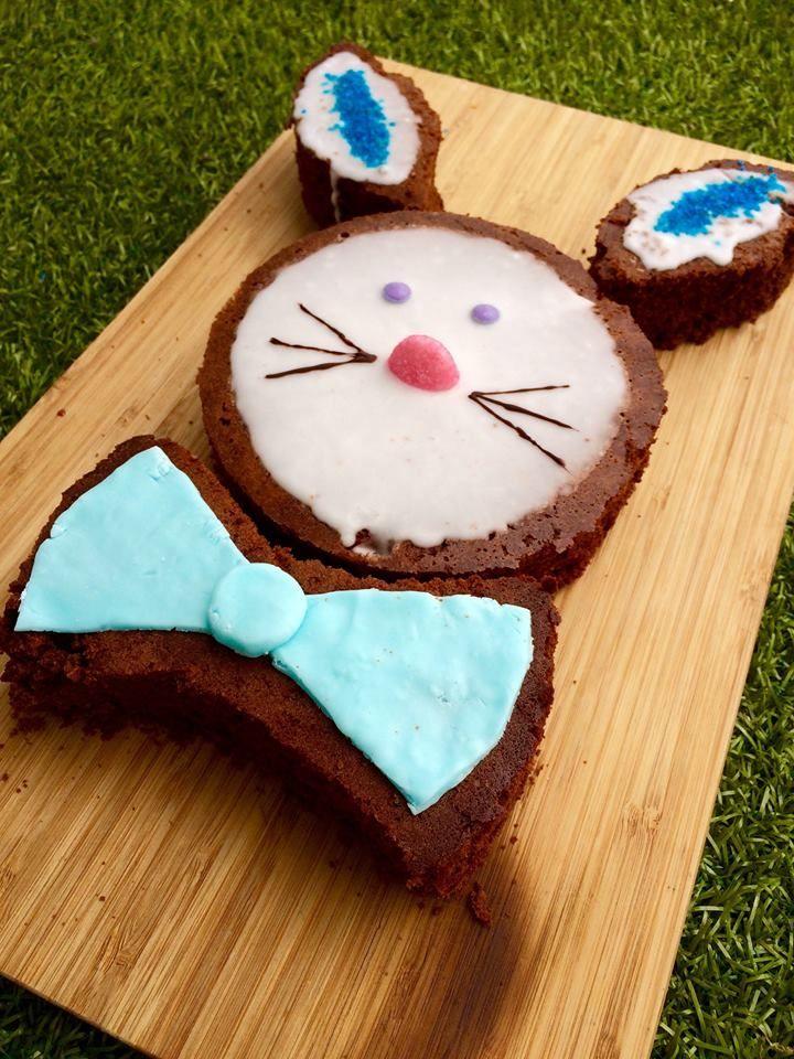 Recette du gâteau lapin au chocolat - Les premiers repas de bébé éveillent ses papilles. De la diversification aux repas dignes des plus grands pirates, nous partageons ici nos recettes.