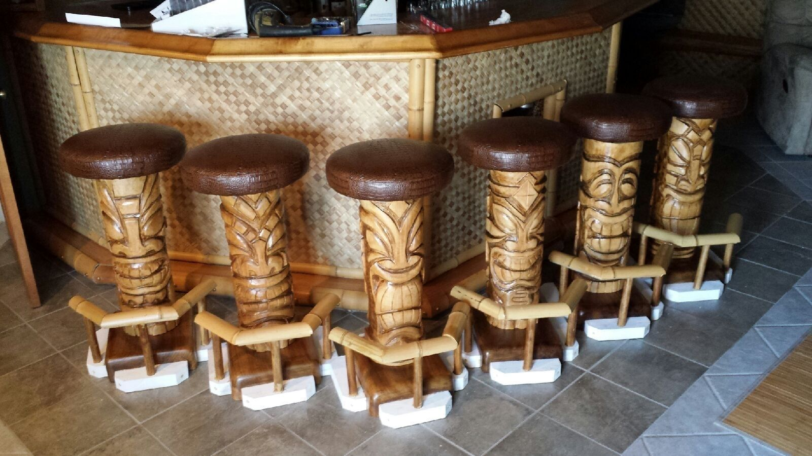 Brilliant Tiki Hut Bar Stools Pdpeps Interior Chair Design Pdpepsorg