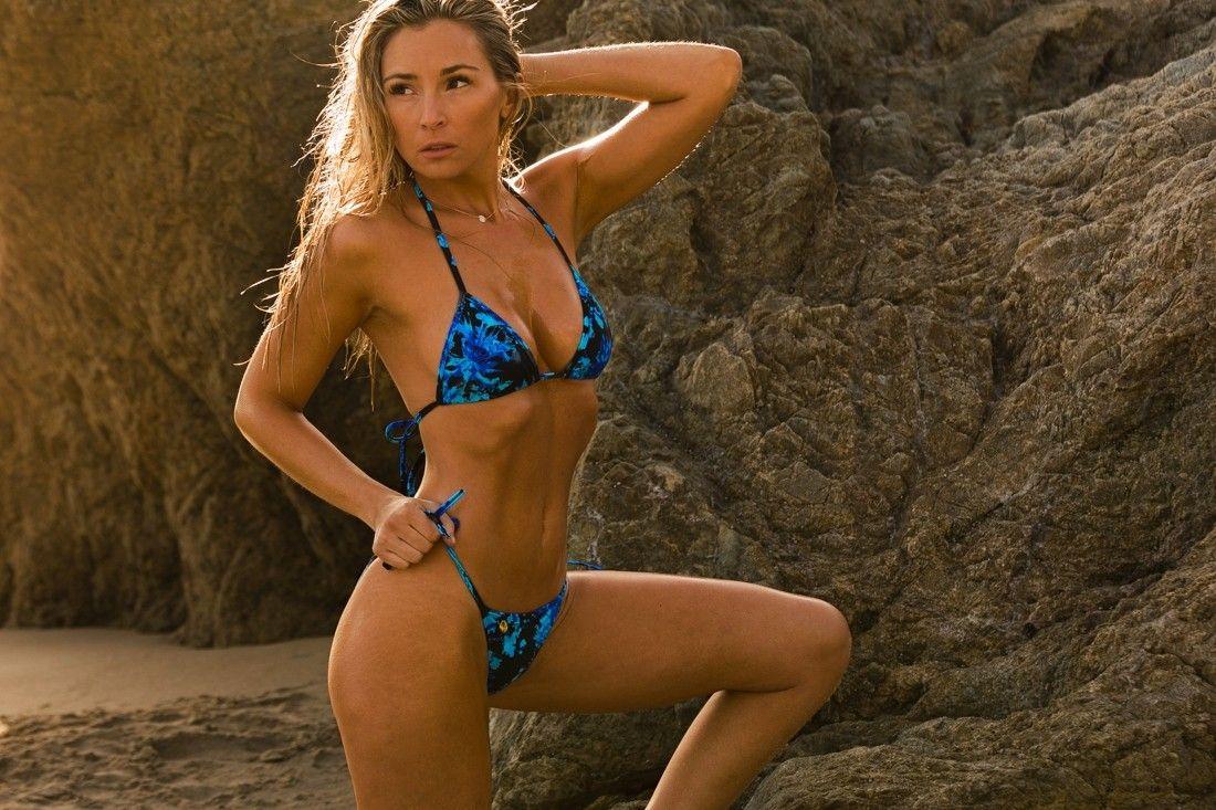 825382fa5c505 Swimwear beach summer fun photo shoot bikini one piece body goal model  Tashia McIntosh brigitewear berrydog