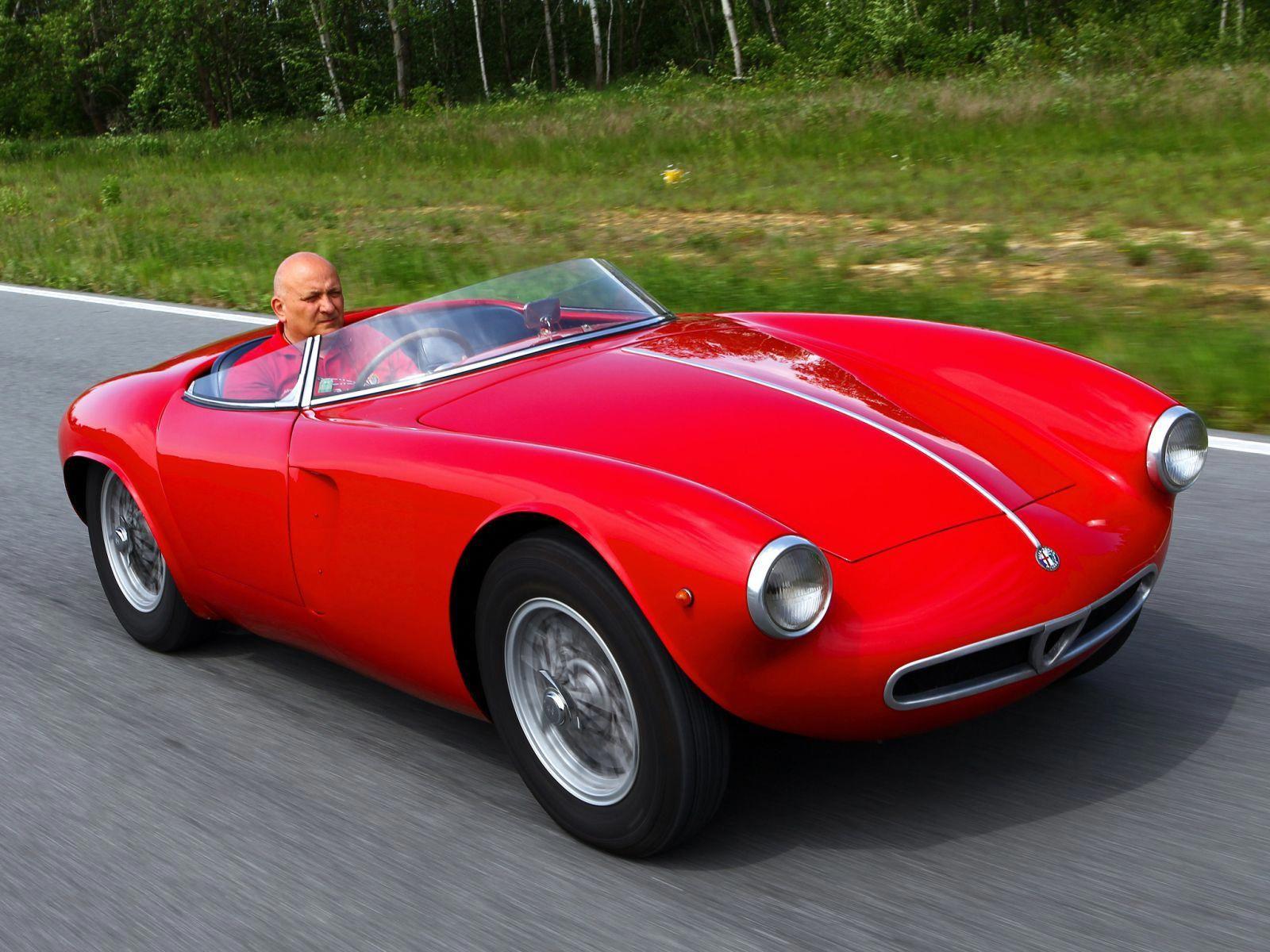 1954 ALFA ROMEO 2000 SPORT SPIDER PROTOYPE AlfaRomeoclassiccars