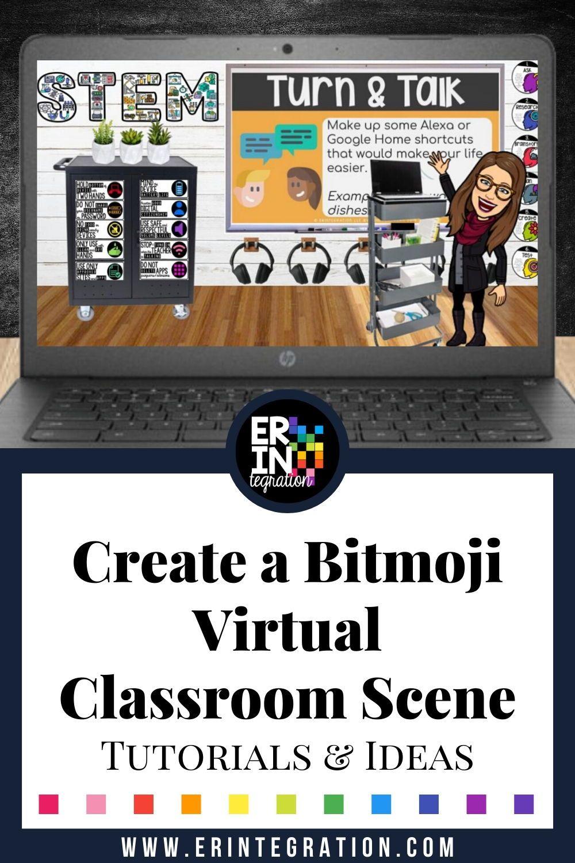 Bitmoji Classroom Scenes Virtual Classroom Backgrounds Interactive Classroom Digital Learning Classroom Google Classroom Elementary
