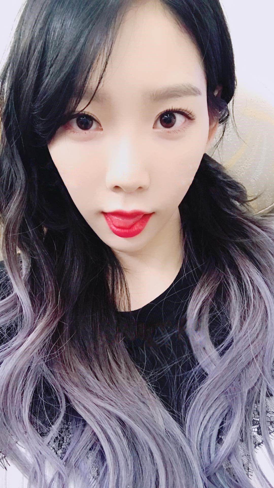 Taeyeon kpop girl Pinterest