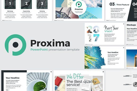 Proxima modern powerpoint template by creativeslides on proxima modern powerpoint template by creativeslides on creativemarket toneelgroepblik Image collections