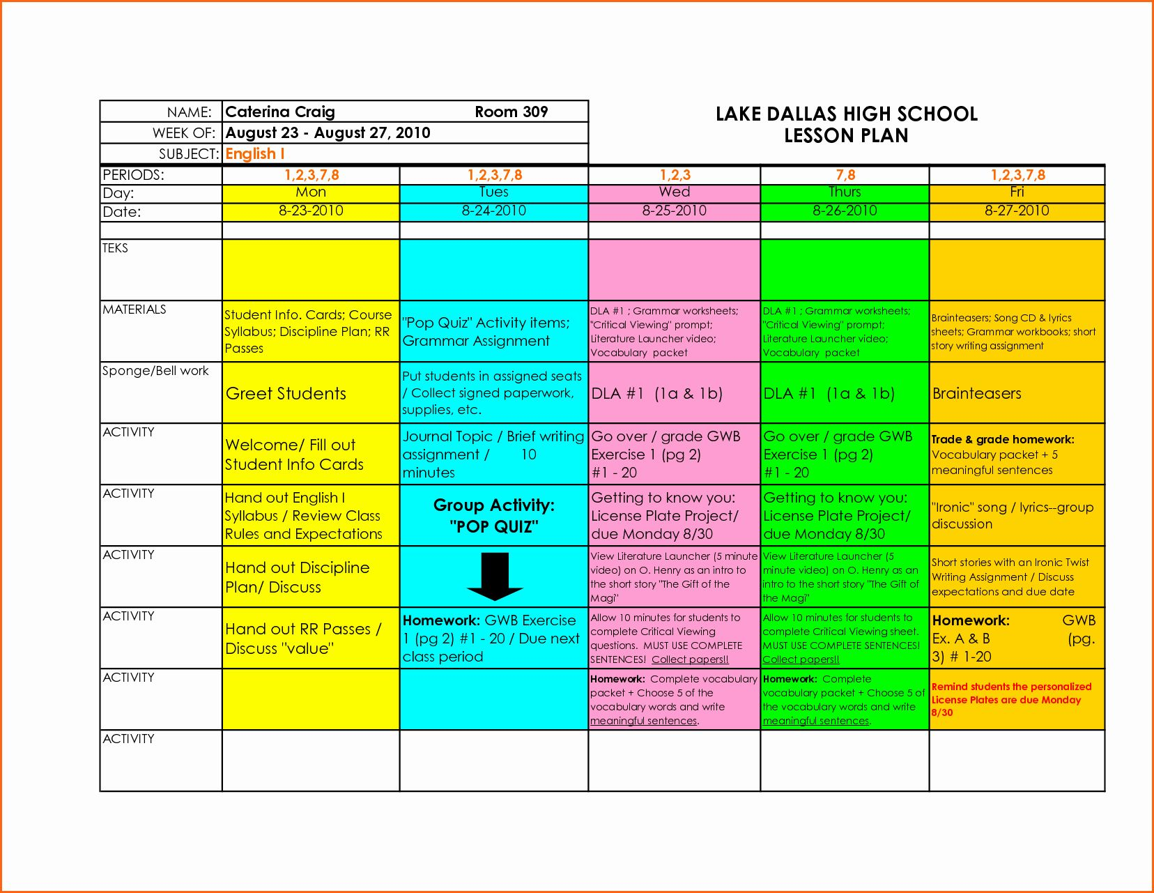 Work Planning Template Excel Lovely Work Plan Template