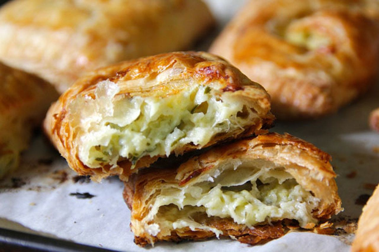 Photo of Zucchini Cheddar Hand Pies – (Free Recipe below)