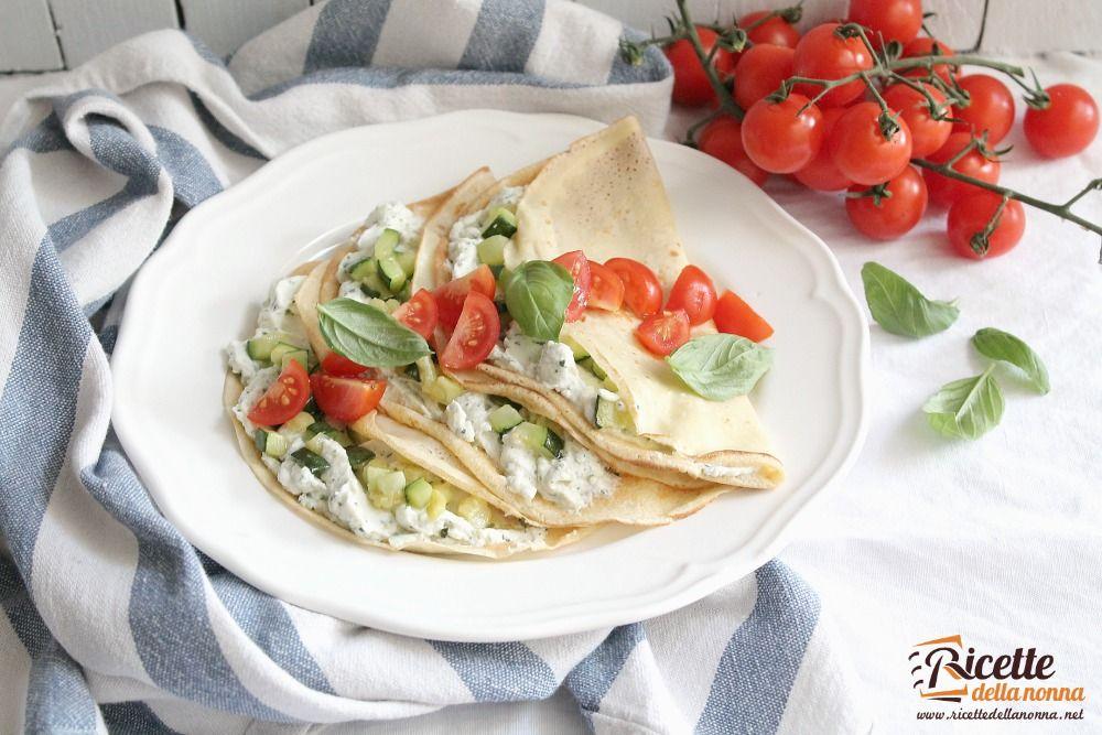 ad0dc022d534ccddee2b5f4ca74e07e3 - Crepes Salate Ricette Della Nonna