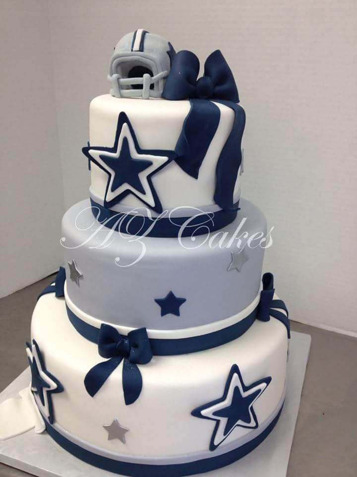 Pin By Deeann Konecy On Cowboy Pinterest Dallas Cowboys Cake