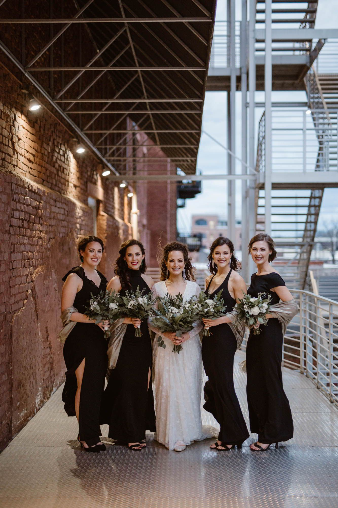 New Year's Eve Wedding at The Emporium (With images ...