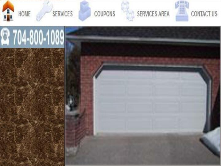 Emergency Garage Door Repair Charlotte Nc Garage Doors Charlotte