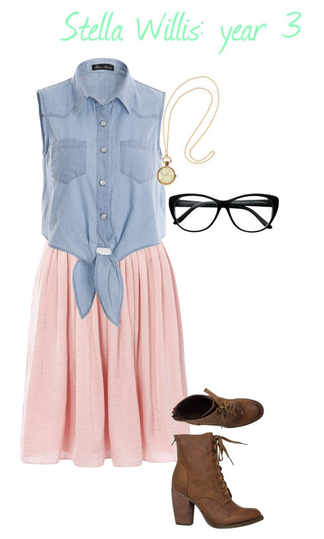 """""""Untitled #812"""" by katiemiller-v on Polyvore featuring Needle & Thread, Rebels and H&M"""