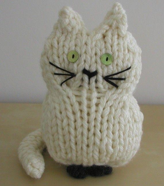 Cats Knitting Pattern