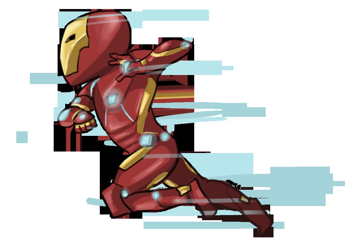 Dibujos De Iron Man Para Colorear E Imprimir: Colorear Iron Man Online