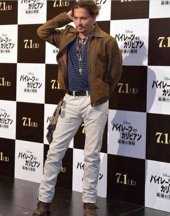 Johnny Depp❤❤❤