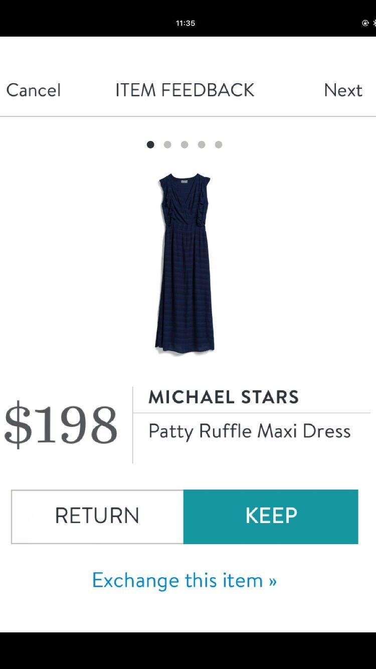 Pin by Rachel McDonald on Luxe Brand Names | Ruffled maxi
