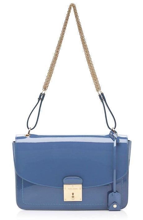 blue burberry handbags