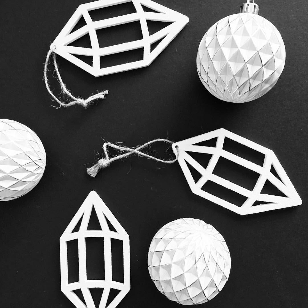 Vee Zel On Instagram White Christmas Ornaments Holiday Decor Christmas Decoration White Christmas Ornaments Holiday Decor Christmas Christmas Ornaments