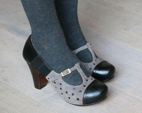 From Chie Mihara's Autumn 2011/Winter 2012 Collection. #shoes