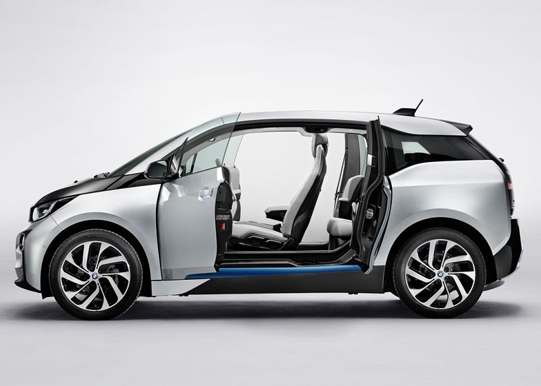Bmw I3 Electric Car A Step In The Right Direction E Bi Ke