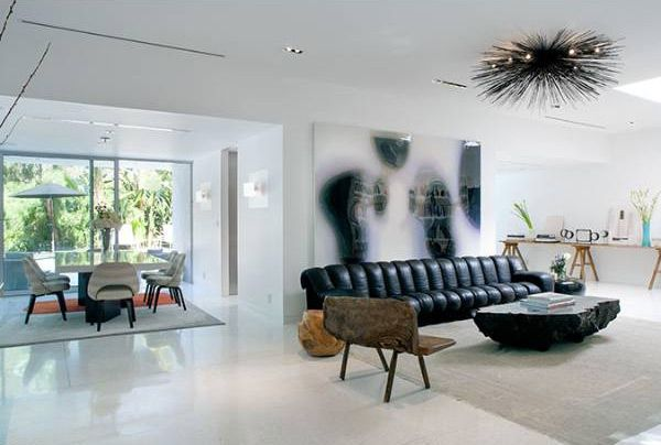 Mid century by Hal Levitt in Trousdale Estates - http://www.interiordesign2014.com/interior-design-ideas/mid-century-by-hal-levitt-in-trousdale-estates/