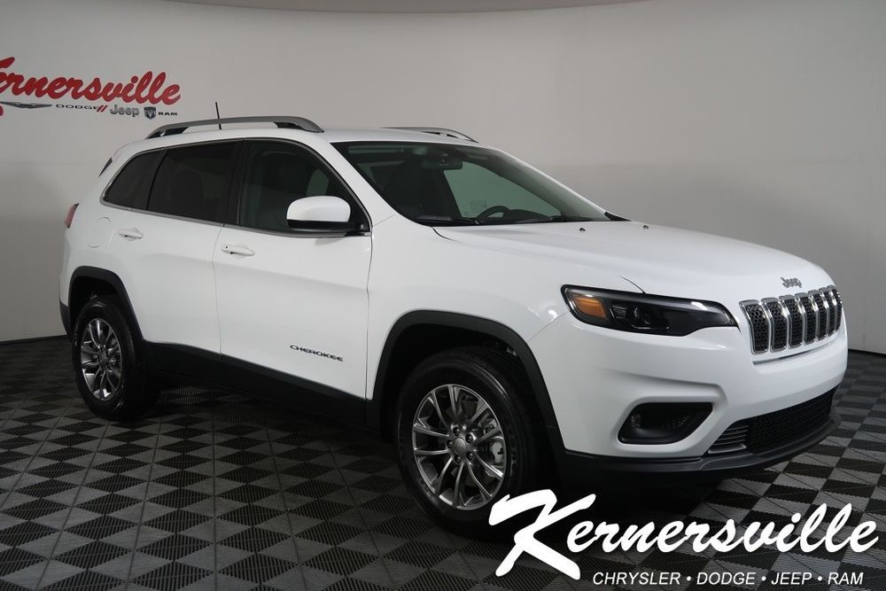 eBay 2019 Jeep Cherokee Latitude Plus 4WD V6 SUV Backup