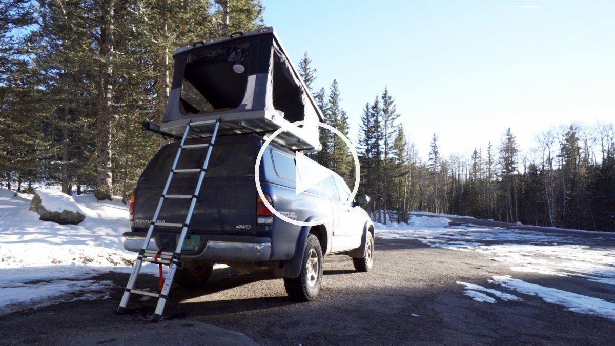 Tested Tepui Lightning Rooftop Tent Roof Top Tent Rooftop Tent