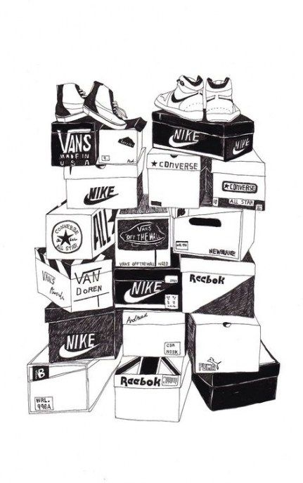 Trendy Sneakers Wallpaper Art 36 Ideas sneakers is part of Sneakers wallpaper -