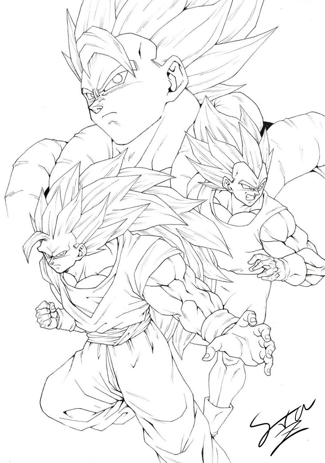 Gogeta Ssb With Images Dragon Ball Art Dragon Ball Super Art