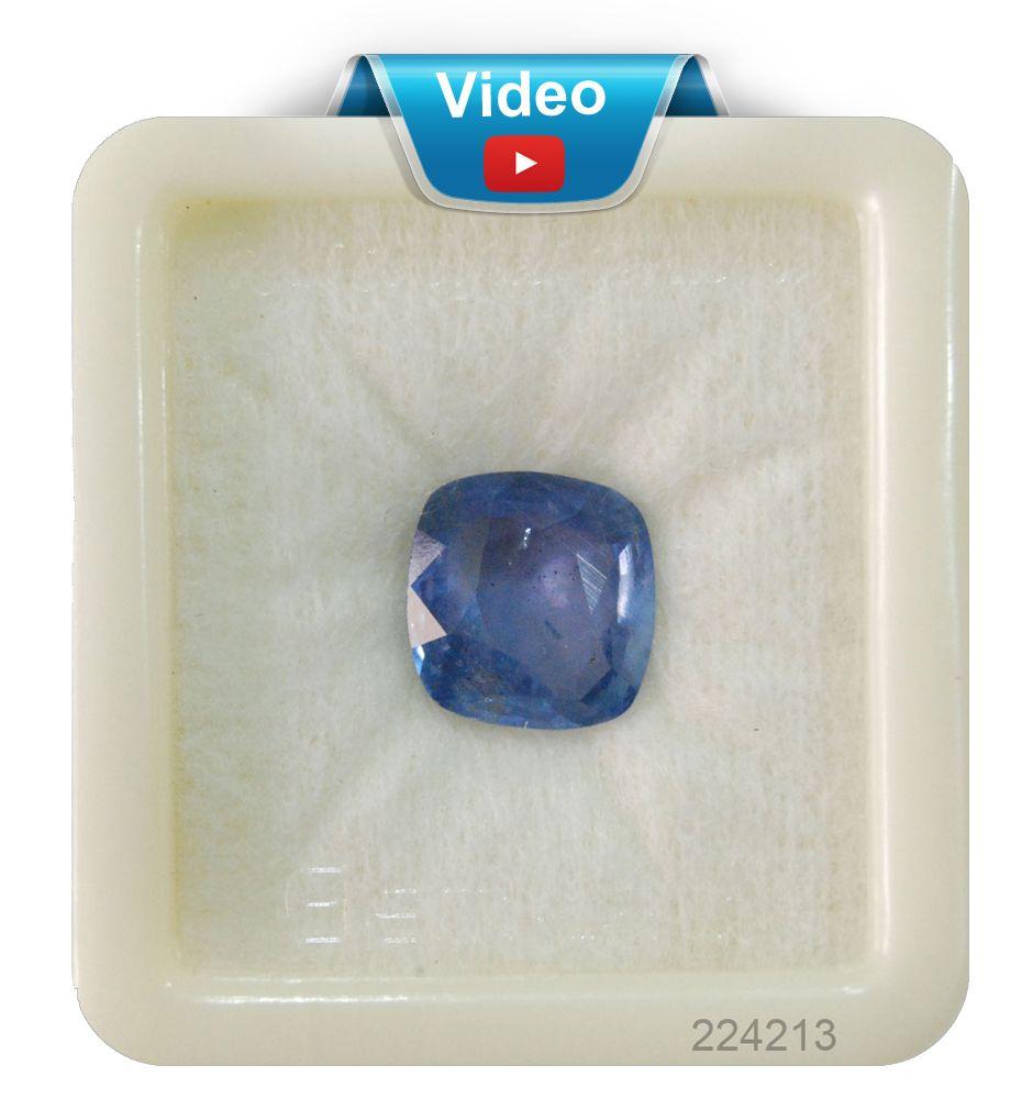 Ceylon Astrological Sapphire Sp 5 65ct 9 41 Ratti Gin 11224213 4 028 47 Sapphire Gemstone Ceylon Blue Sapphire Blue Sapphire