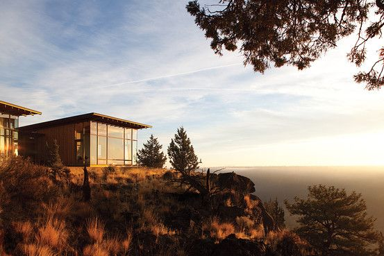 Famous Tree Houses the famous tree house in oregon, designedjames cutler - wsj
