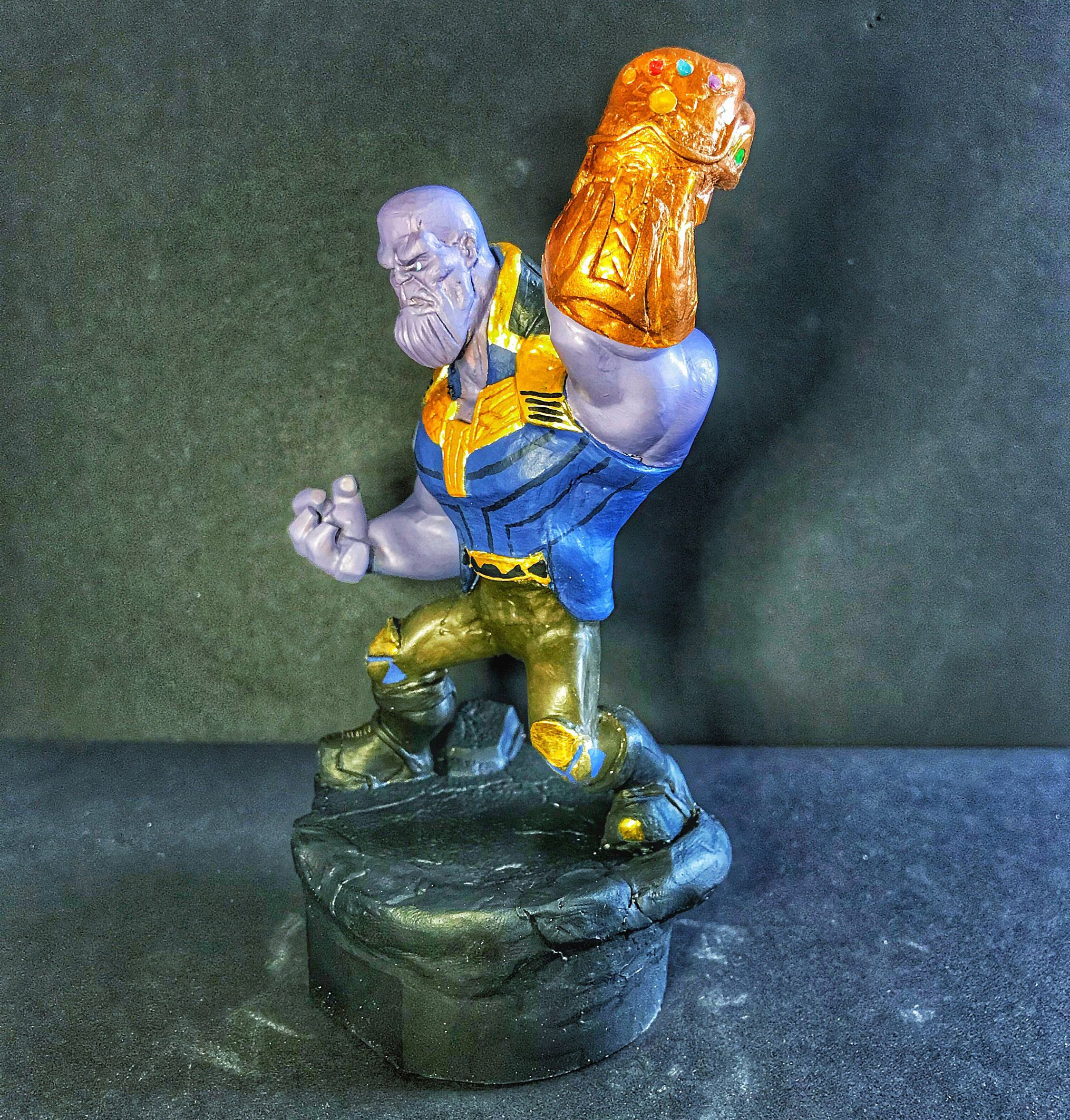 Thanos - Dinsey Infinity Custom En 2020