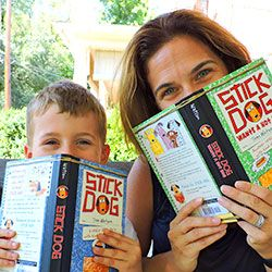 My Booklist Can Wait: Why I'll Keep Reading What My Kids Are Reading | Brightly contributor, Devon Corneal, shares why she's determined to read whatever books her kids are reading, even if that means sacrificing her own booklist. Read more