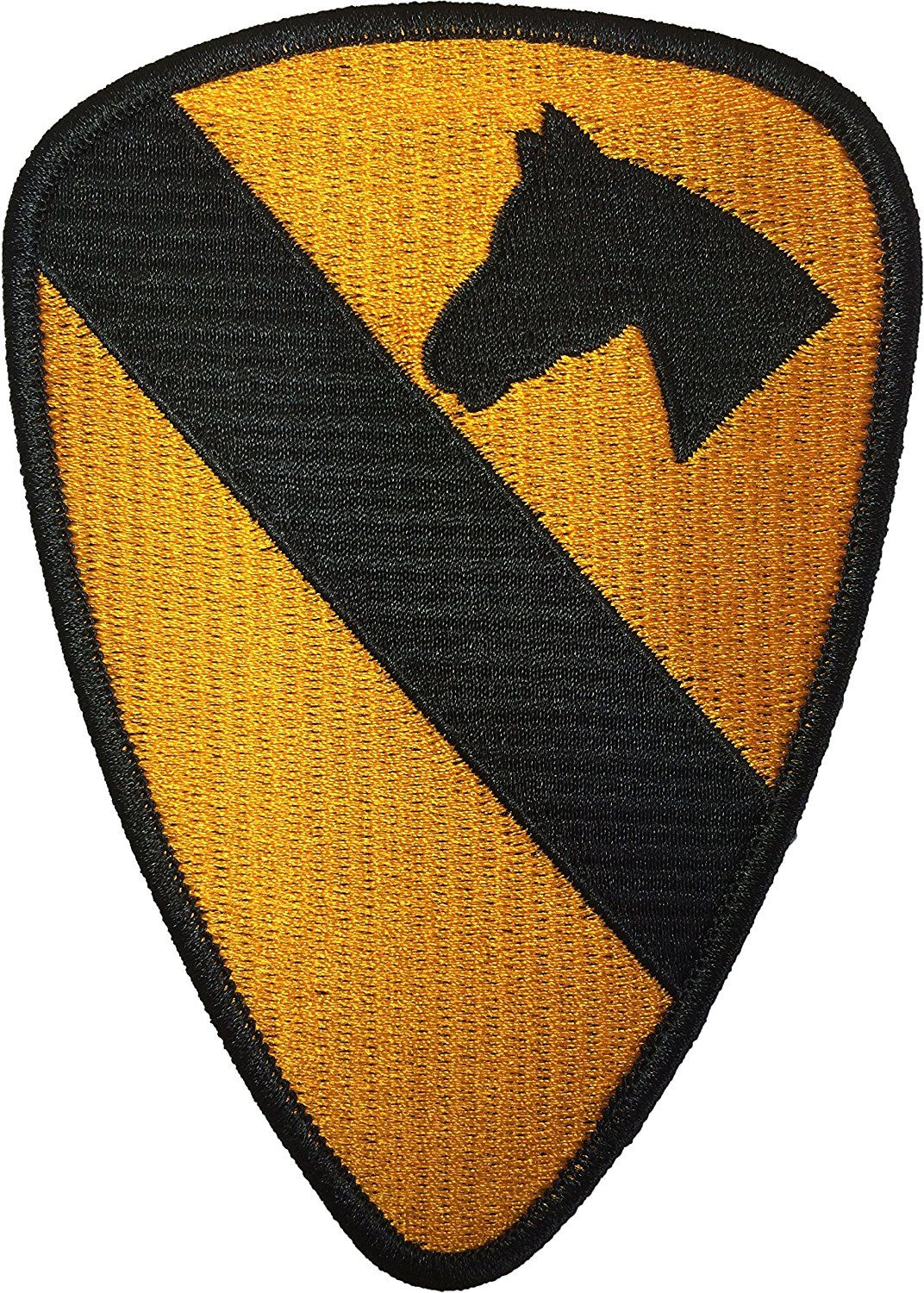 1st Cavalry Divison Horse HQ Military U.S. Army Tactical