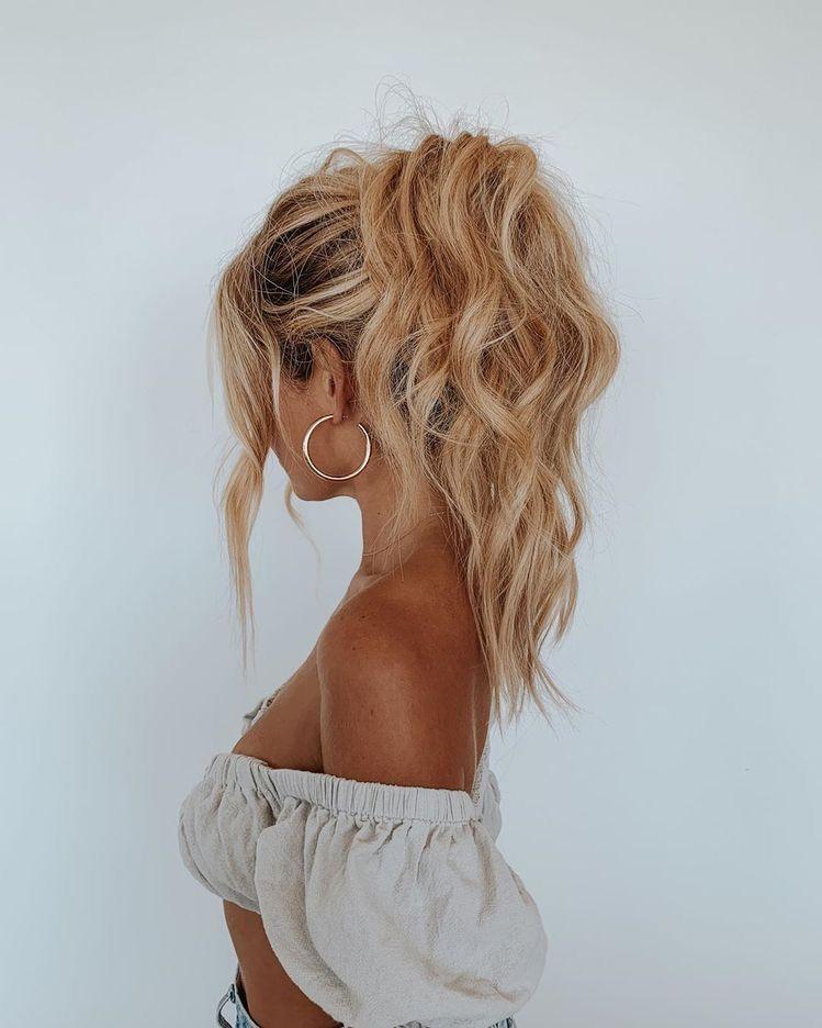 90s Hairstyle Ideas Hairstyle Ideas Long Bob Hairstyle Ideas Tutorial Hairstyle Ideas Upload Photo Free Braid Idea In 2020 Hair Styles Curly Hair Styles Hairstyle