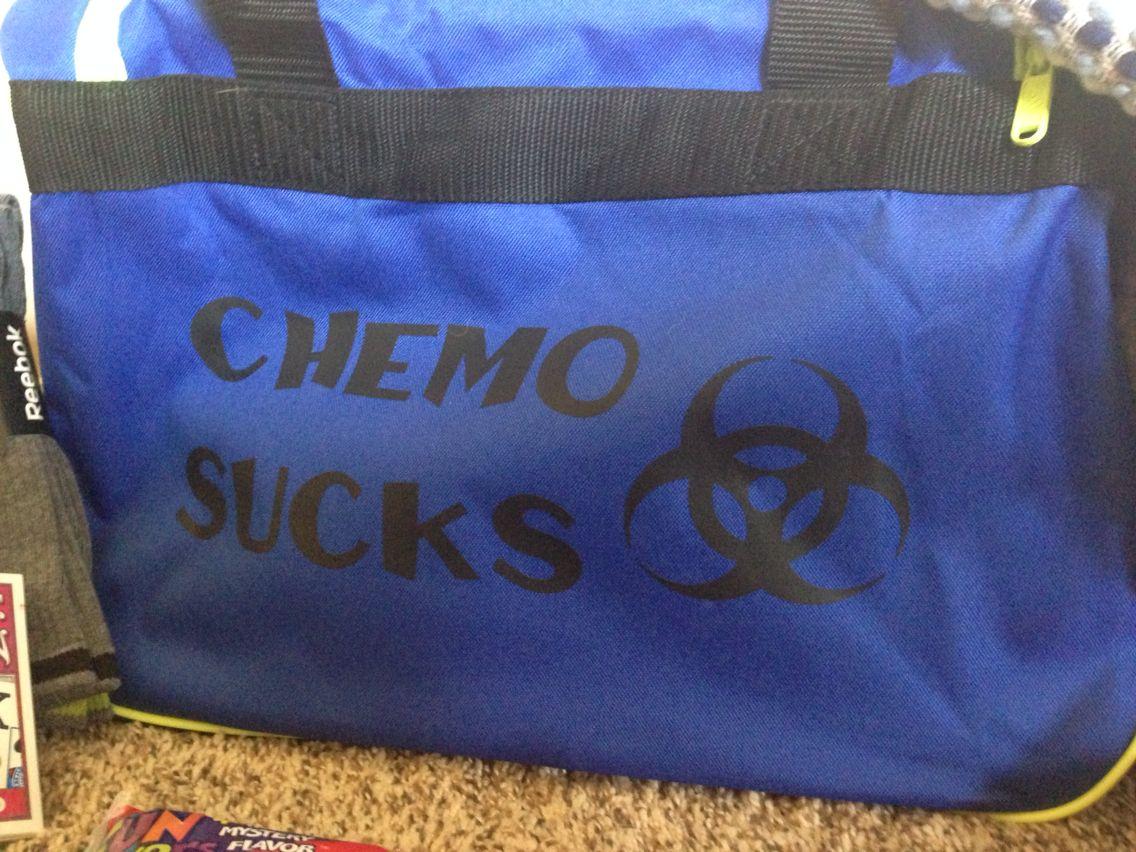 Chemo sucks care package