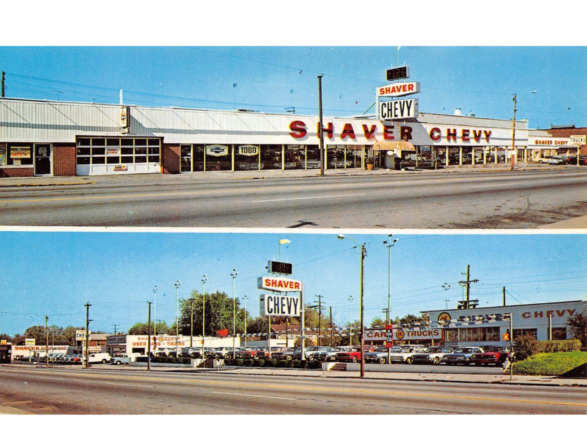 Shaver Chevrolet Dealership Gary Indiana Chevrolet Dealership