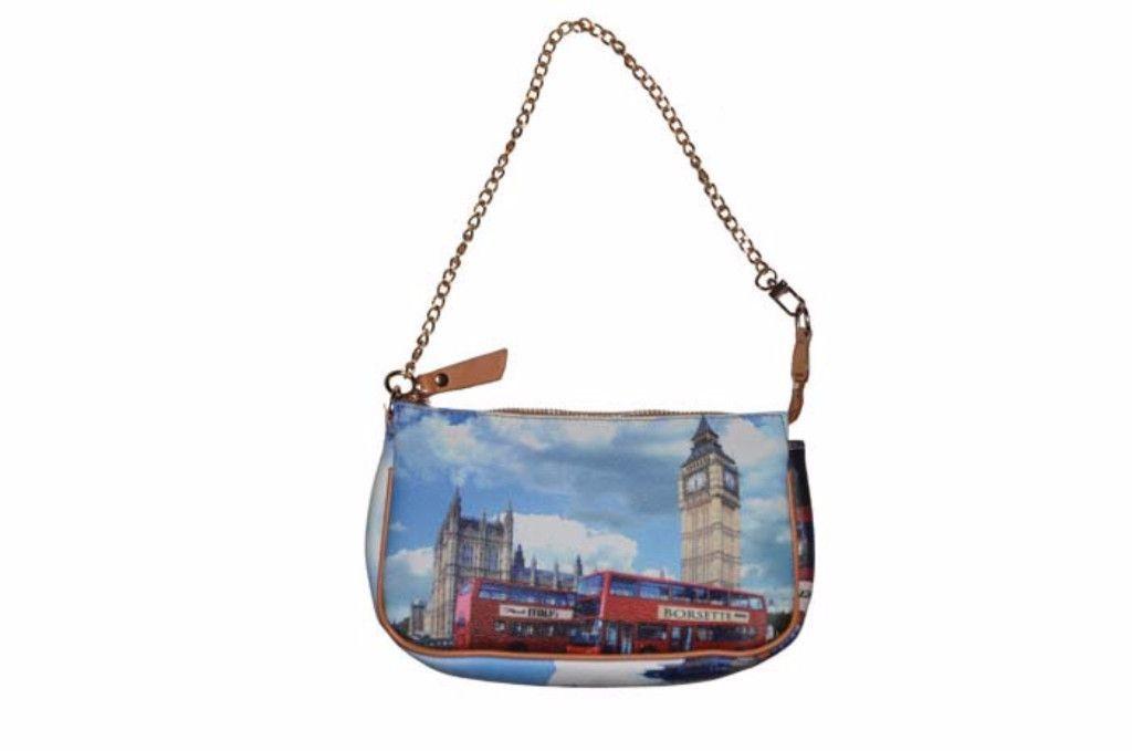 """Urban Pochette"" London Bus Handbag"