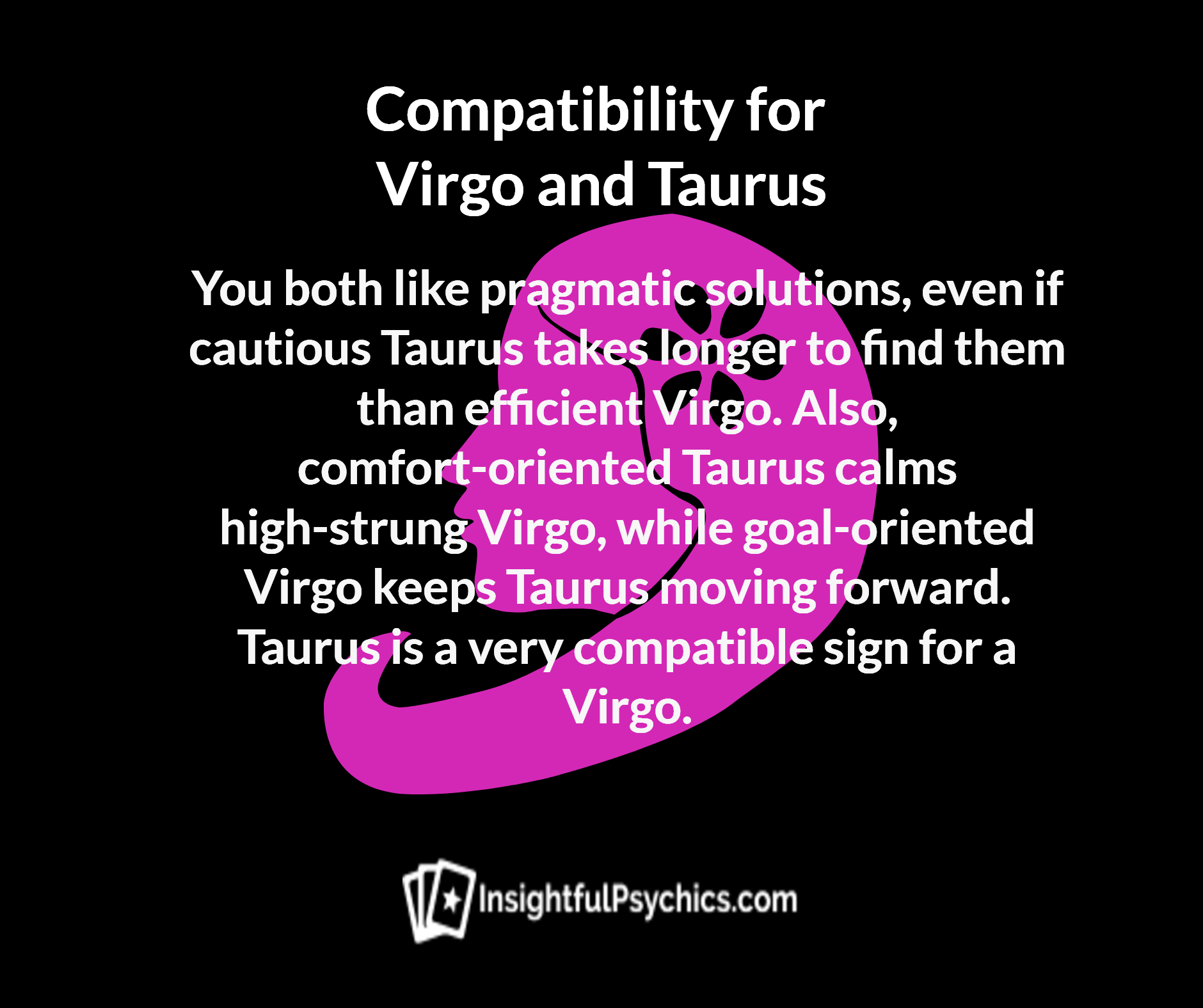 Compatibility virgo and taurus