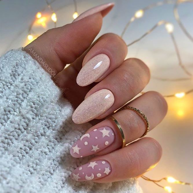Photo of Classy Christmas Nails Designs