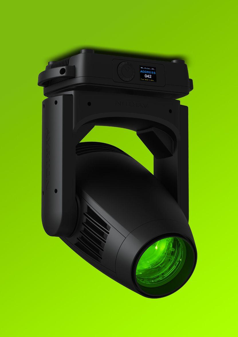 Ayrton Diablo Lighting Design Design Lighting
