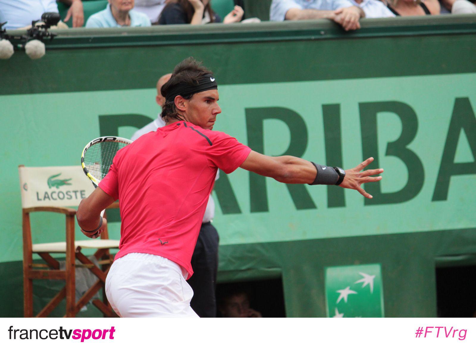 Nadal toujours aussi efficace Roland garros, Roland