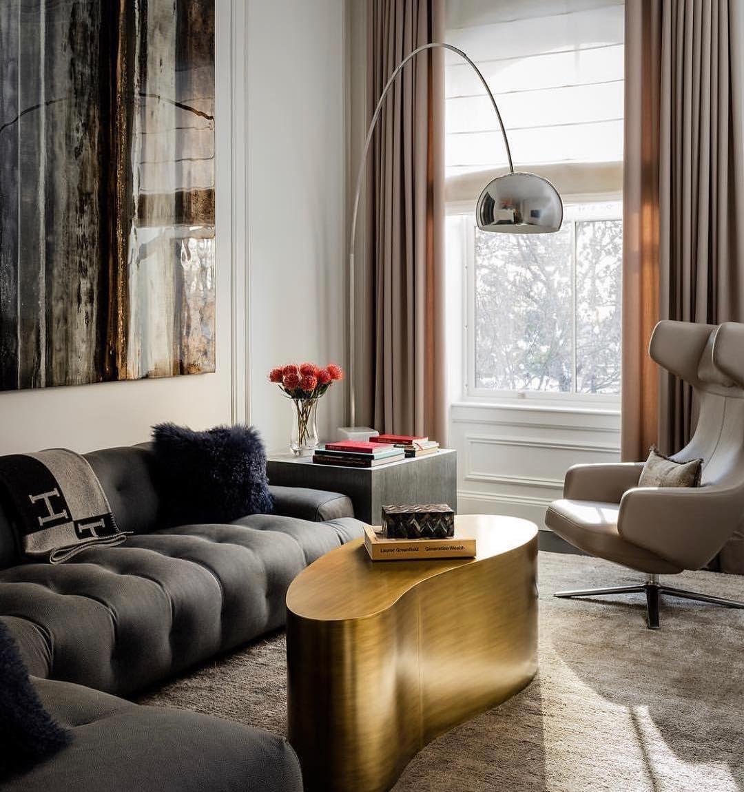 "Modern Interior Design Magazine: Boston Home Magazine On Instagram: ""Bold Shapes And"